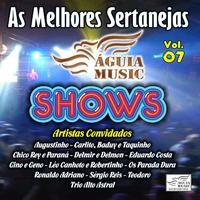As Melhores Sertanejas Águia Music, Vol. 7