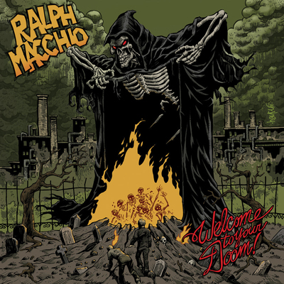Welcome to Your Doom by Ralph Macchio | Music Distribution