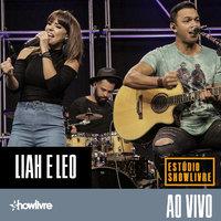 Liah & Léo no Estúdio Showlivre
