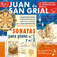 Sonatas para Piano Nr. 1 y Nr. 2