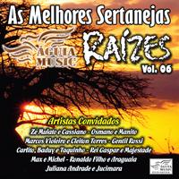 As Melhores Sertanejas Águia Music: Raízes, Vol. 6