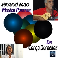 Anand Rao Musica Poemas de Conça Dornelles