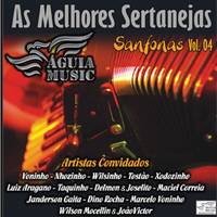 As Melhores Sertanejas Sanfonas, Vol. 4