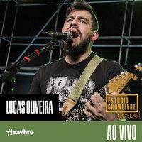 Lucas Oliveira no Estúdio Showlivre Gospel