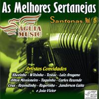 As Melhores Sertanejas: Sanfonas, Vol. 5