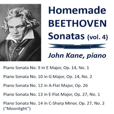 ONErpm: Homemade Beethoven Sonatas, Vol  4 by John Kane