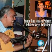 Anand Rao Musica Poemas de Valéria Borges da Silveira