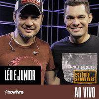 Leo & Junior no Estúdio Showlivre