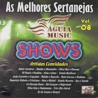 As Melhores Sertanejas Águia Music: Vol. 8