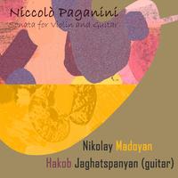 Niccolo Paganini: Sonata for Violin and Guitar